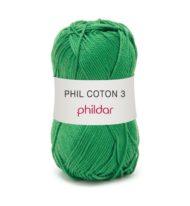 hilo-phildar-phil-cotton-3-verde-golf-cute-and-crafts-santa-coloma-de-gramenet-scrapbooking-manualidades-barcelona