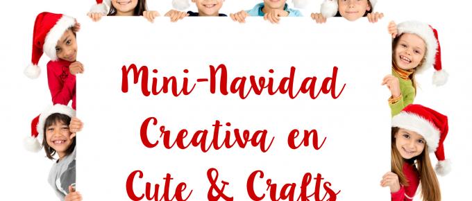 Mini-navidad creativa