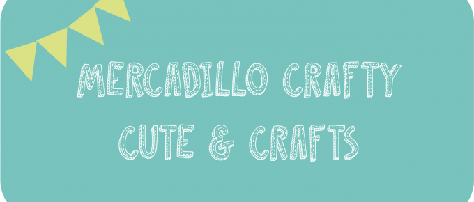 Primer mercadillo Crafty en Cute & Crafts