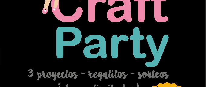 Sí Sí Sí! Vuelve la CraftParty!