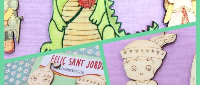 Participa en nuestro concurso de Sant Jordi