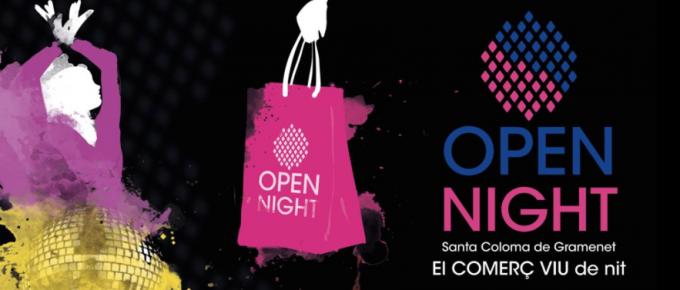 Que llega la Open Night!!!!!!