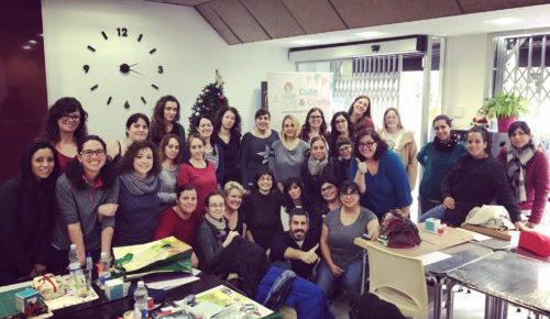 Crónica de la tercera CraftParty Cute & Crafts