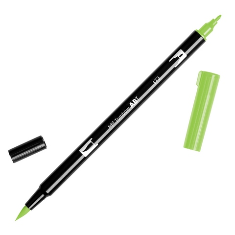 Rotulador ABT Dual Brush 173 Willow Green Tombow