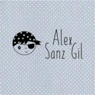 sello textil marcar ropa pirata niño