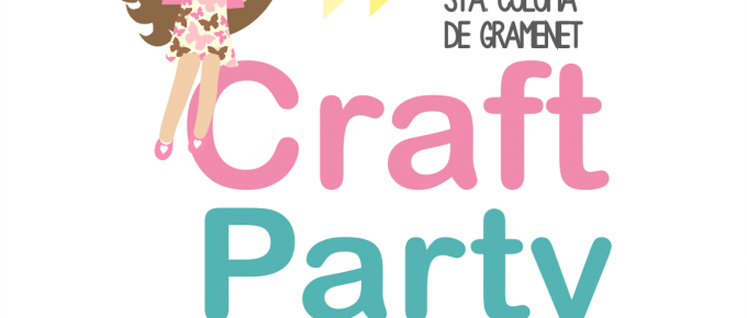 La cuarta Craft Party a la vista!