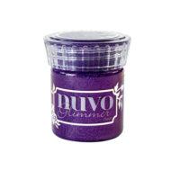 glimmer-paste-nuvo-amethist-purple-cute-and-crafts-santa-coloma-de-gramenet-scrapbooking