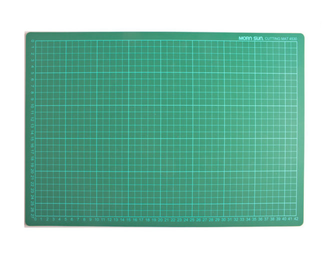 base de corte 45x30