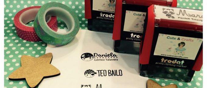sello textil personalizado