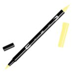 Rotulador ABT Dual Brush 090 Baby Yellow Tombow
