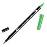 Rotulador ABT Dual Brush 195 Light Green Tombow