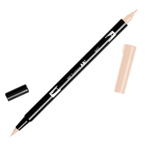 Rotulador ABT Dual Brush 942 Tan Tombow