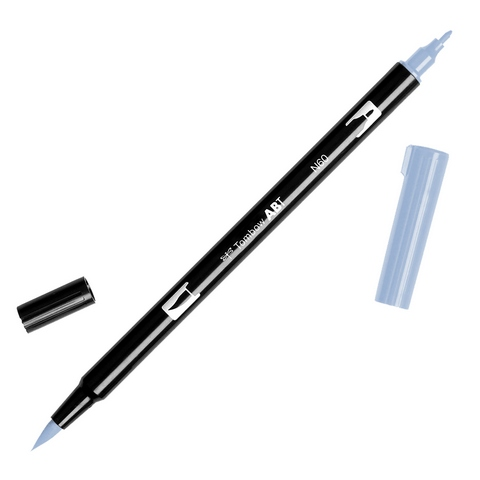 Rotulador ABT Dual Brush N60 Cool Grey 6 Tombow
