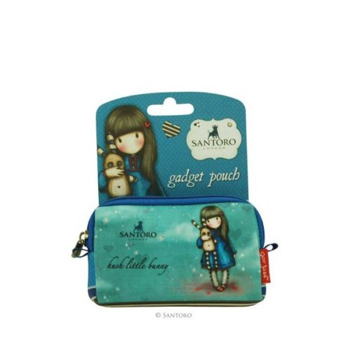 Portatodo multimedia de neopreno Hush Little Bunny Gorjuss Santoro