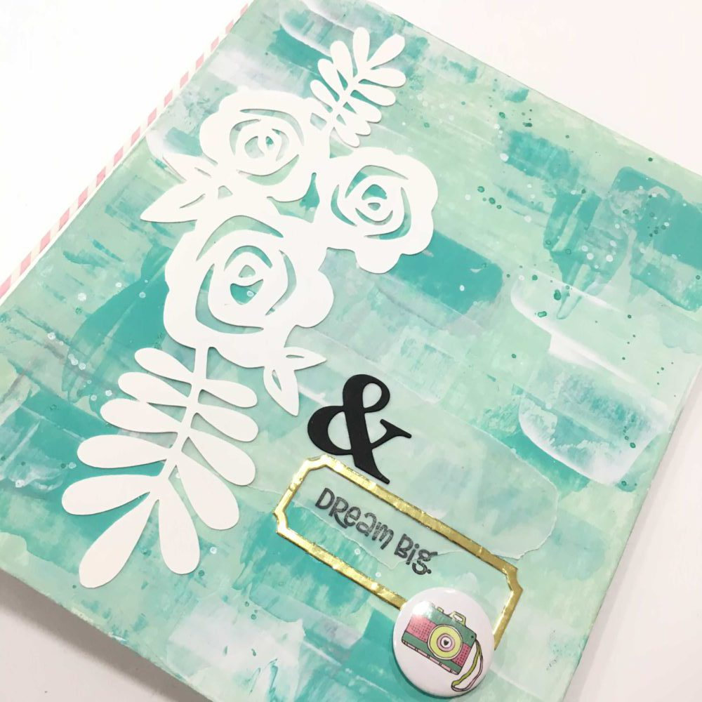 taller scrapbooking santa coloma de gramenet barcelona en cute and crafts