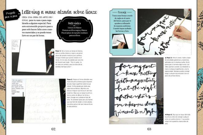 lettering creativo ggdiy caligrafía