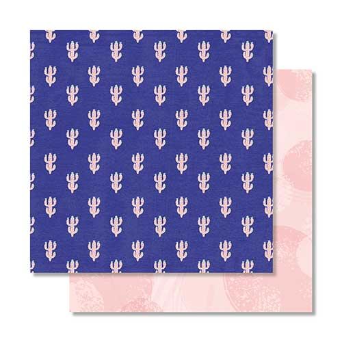 kit papeles doble cara 30x30 colección etnia lora bailora