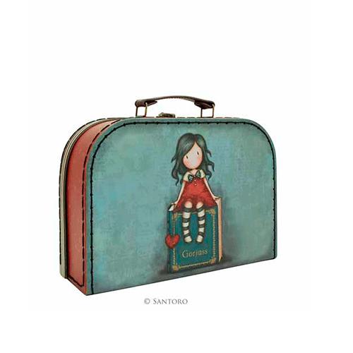 maletín mediano gorjuss