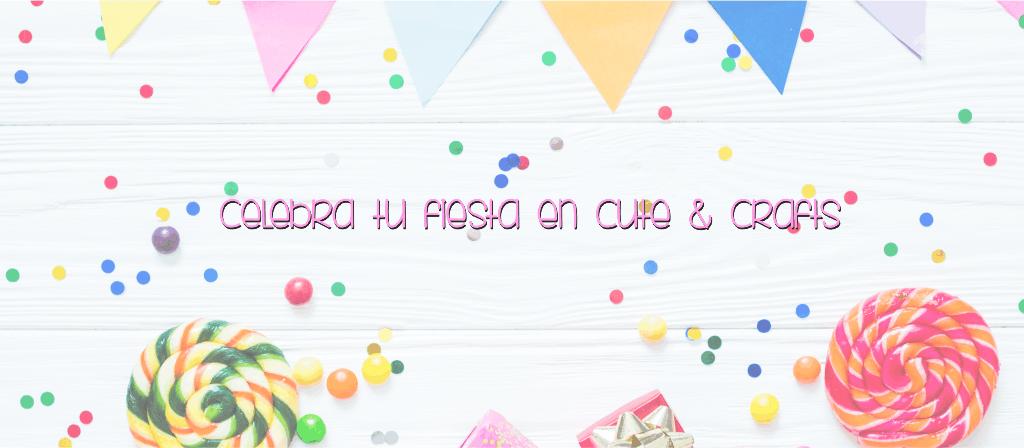 Fiestas y cumpleaños creativos para niños y adultos