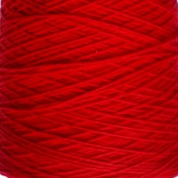 algodón cotton nature rojo