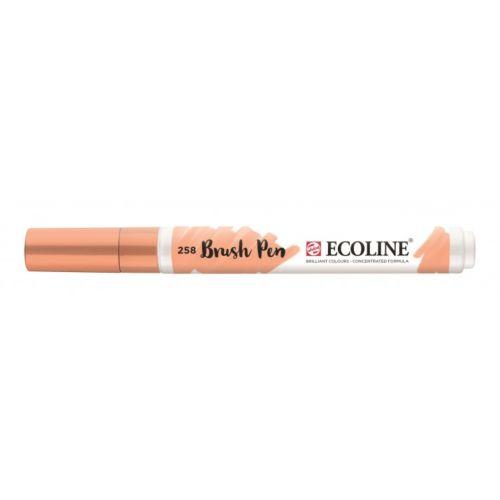 Rotulador Ecoline Brush Pen Albaricoque