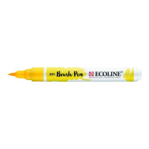Rotulador Ecoline Brush Pen Amarillo Claro