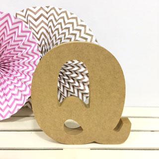 letra-q-madera-dm-para-decorar-cute-and-crafts-santa-coloma-de-gramenet-barcelona-scrapbooking-manualidades