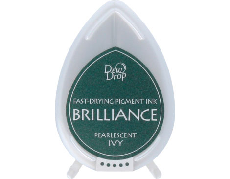 Tinta Brilliance Dew Drop Pearlescent Ivy