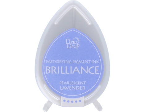 Tinta Brilliance Dew Drop Pearlescent Lavender