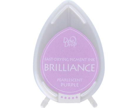 Tinta Brilliance Dew Drop Pearlescent Purple