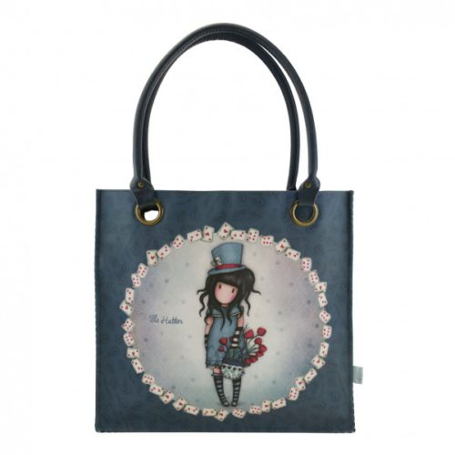 Bolso Shopping Gorjuss The Hatter
