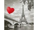Servilleta para decoupage 33 x 33 City of love
