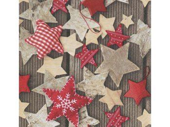 Servilleta para decoupage 33 x 33 Handmade Stars