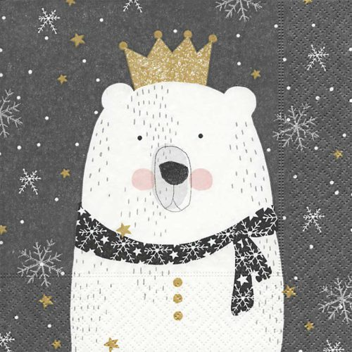 Servilleta para decoupage 33 x 33 Polar King