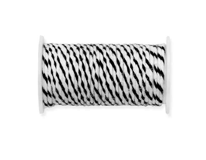 Hilo alambre Wire Twine negro