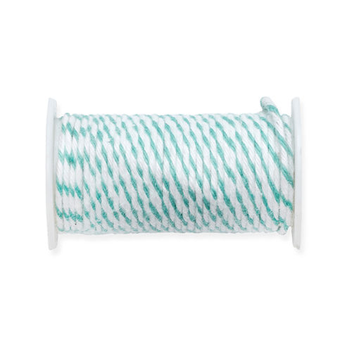 Hilo alambre Wire Twine verde azulado