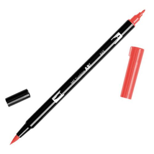 Rotulador ABT Dual Brush 845 Carmine Tombow