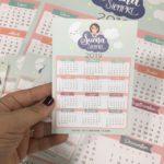 calendario 2019 cute and crafts