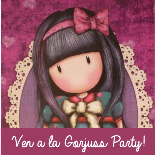gorjuss party febrero en cute and crafts