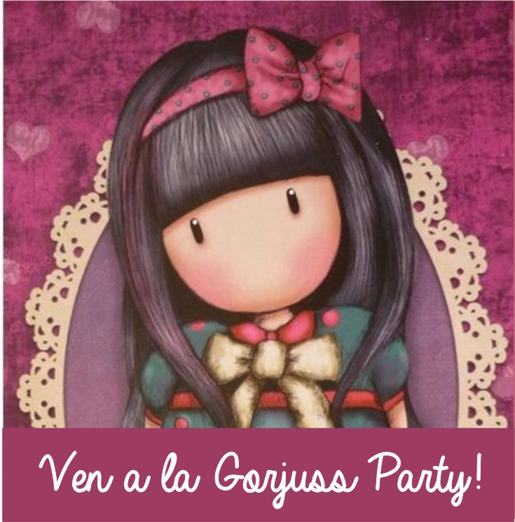 gorjuss party febrero en cute and crafts