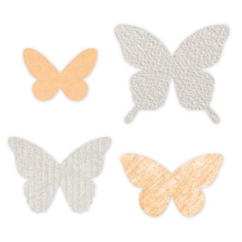 troquel mariposas