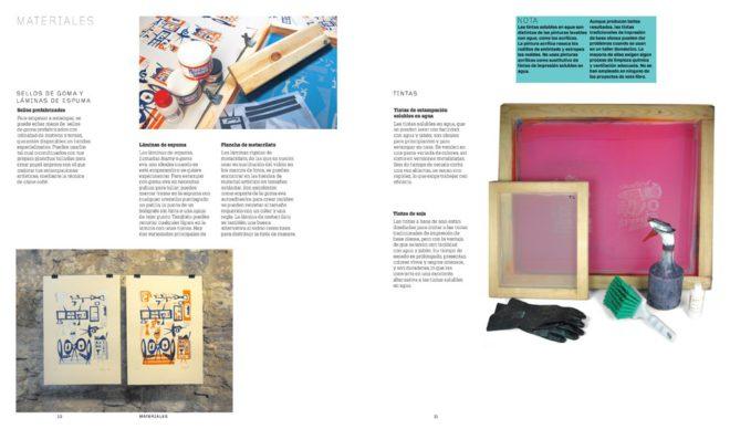 Block PrintingTodo lo que necesitas saber para estampar con linóleo, goma, espuma y sellos