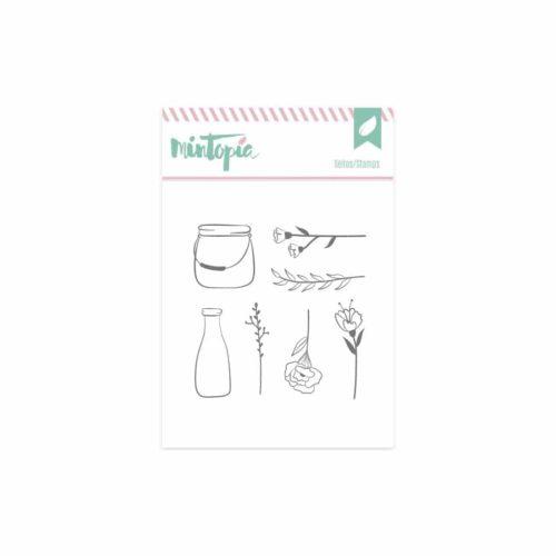Sello crea tu jarrón - Colección Bonita de Mintopia