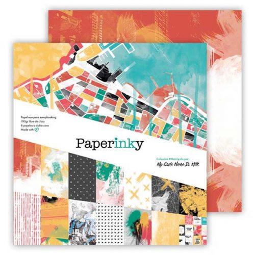 Metropolis by Paperinky