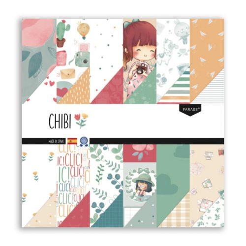 Chibi by Paraes
