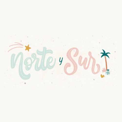 Norte y Sur by Lora Bailora