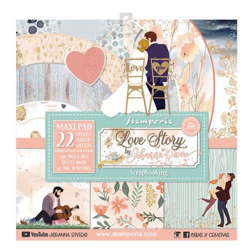 Love Story by Johanna Rivero