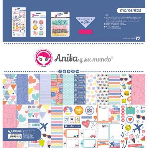Momentos by Anita y su Mundo