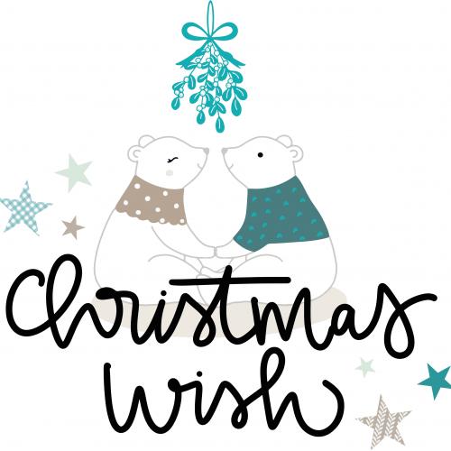 Christmas Wish by gigi et moi