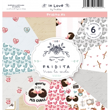 In Love by Fridita